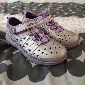 Summer running shoes by stride rite size 12